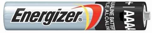 Energizer AAAA Alkaline Batteries for Boostaroo Models: (R234)